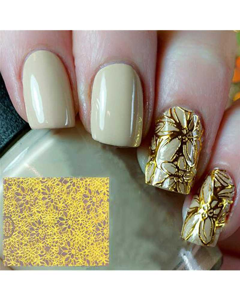 Color: Gold