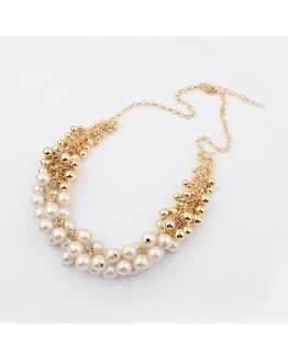 Hot And Trendy Pearl Necklace