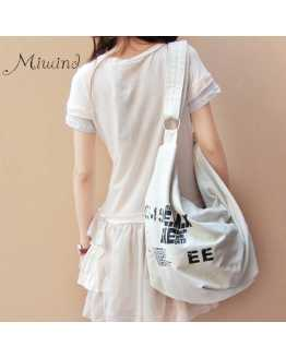Canvas Stylish Shoulder Bag