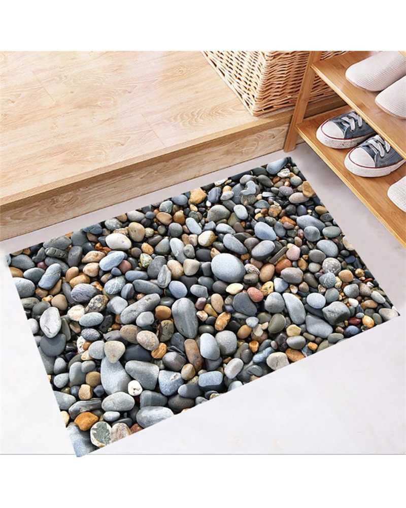Cobblestone Floor Sticker