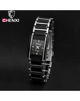 Luxury Ceramic Quartz Women Watch