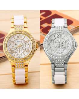 Multi Color Stylish Women Wrist Watch