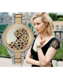 Fashionable Leopard Unique Ladies Watch