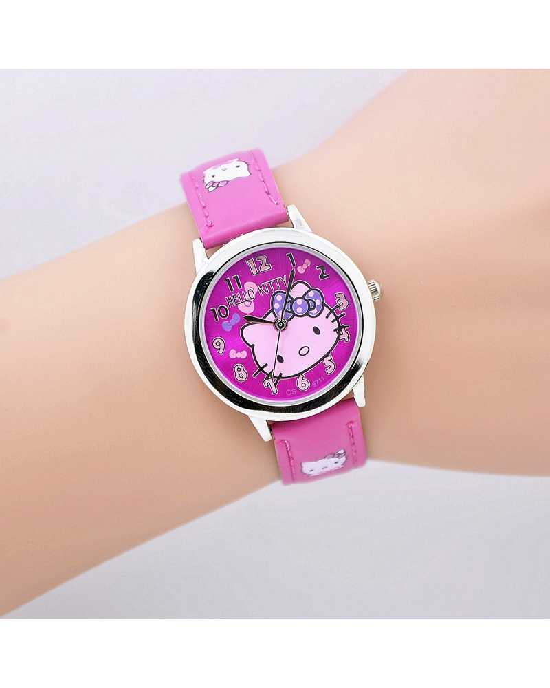 Hello Kitty Quartz Watch