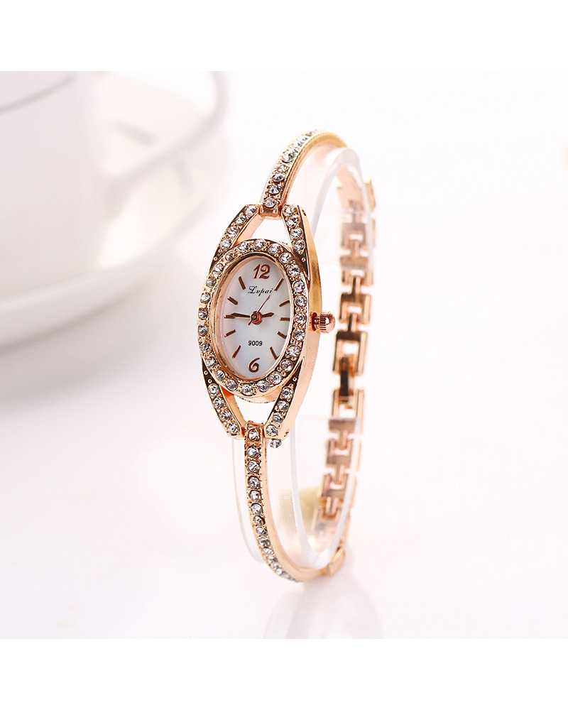 Bracelet Model Women Wrist Watch
