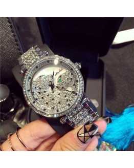 Bling Crystal Sexy Unique Ladies Watch