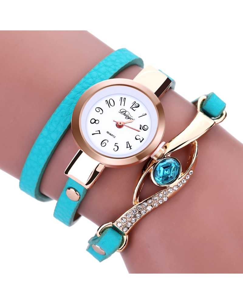 Hot Sale Crystal Women Spunky Watch