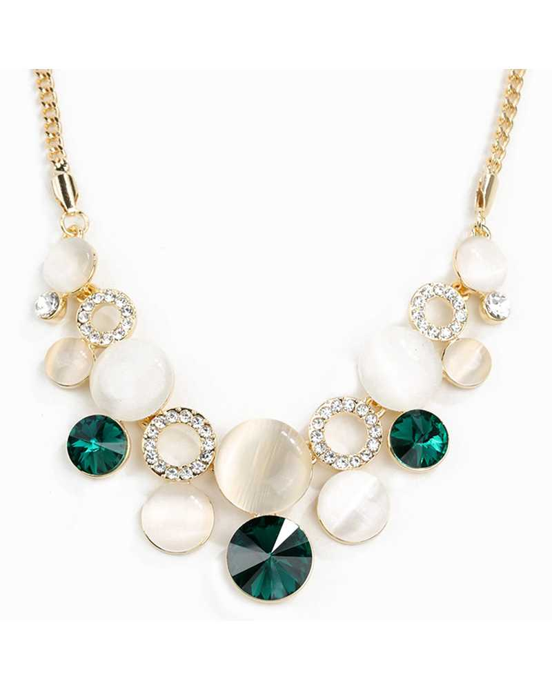Hot Selling Trendy Crystal Necklace