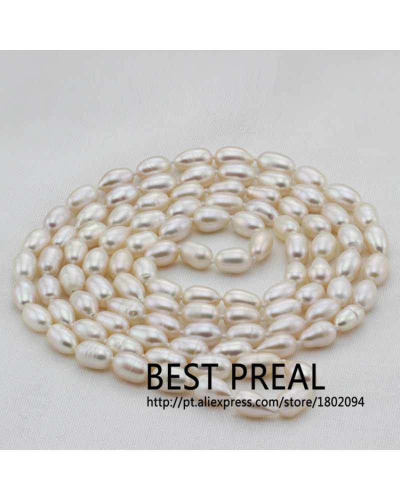 100% Genuine Fresh Water Pearl Necklace