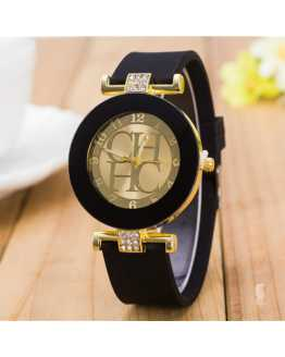 New Fashion Crystal Quartz Classy Women Watch