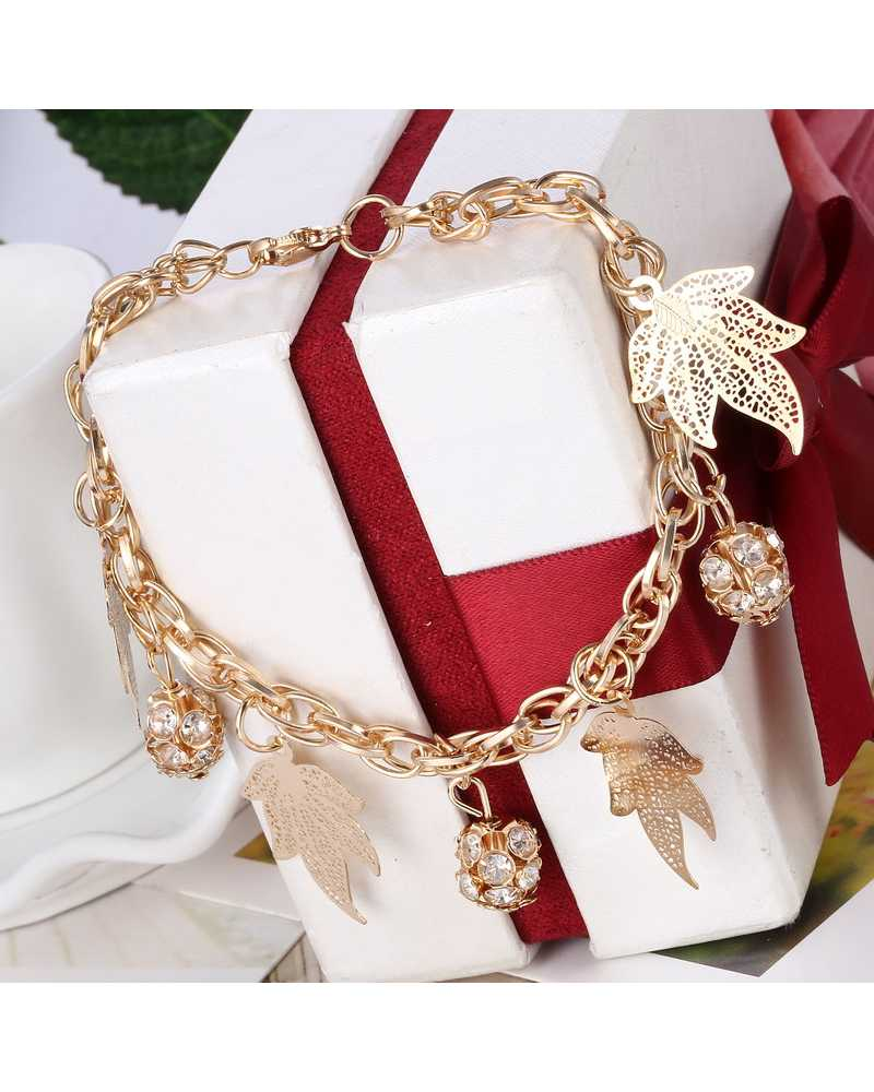Trendy Charm Multilayer Spunky Bracelet