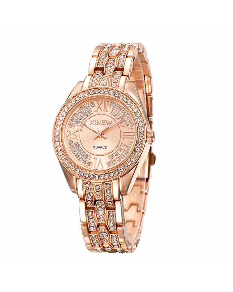 Sparkling And Stylish Women Wrist watch
