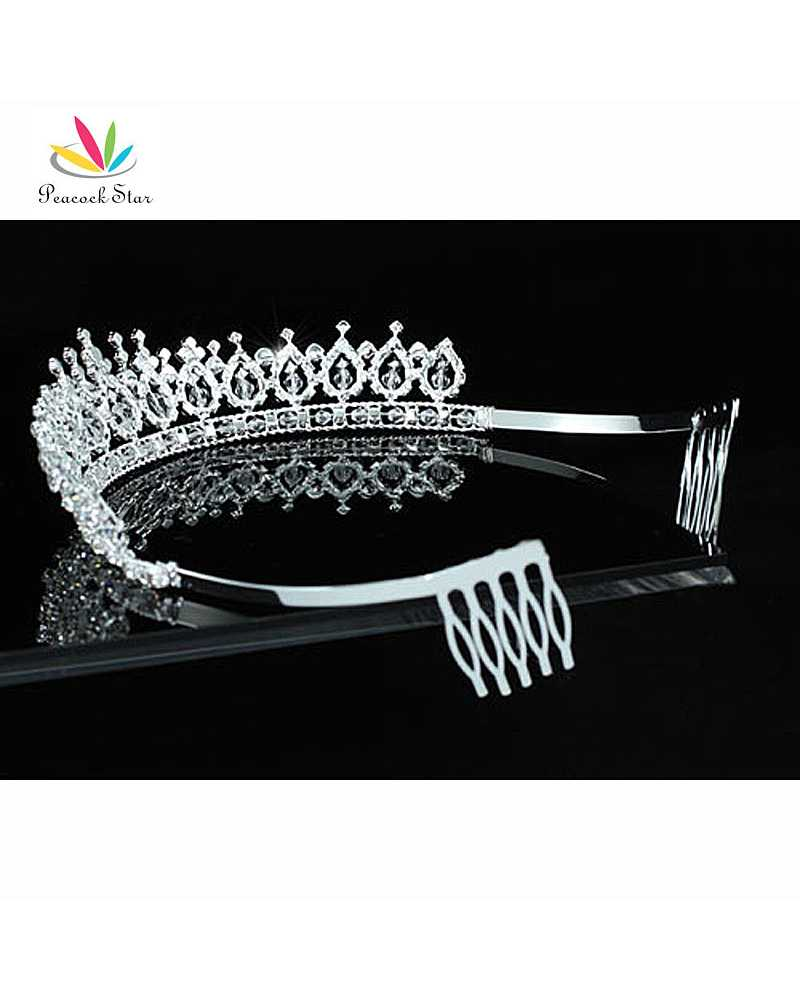 Austrian Crystal Tiara / Crown