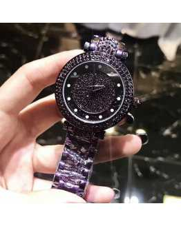 Fashionable Australian Crystal Unique Ladies Watch