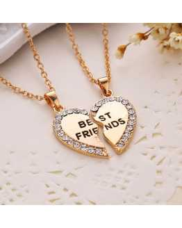 Best Friend Multi Design Pendant