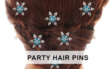 Party Hair Pins